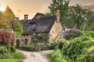 Cotswolds, real, bucolic