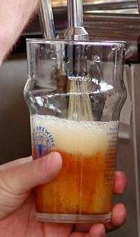 Sparkled Beer