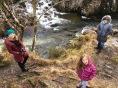 Glen Nevis Lower Falls
