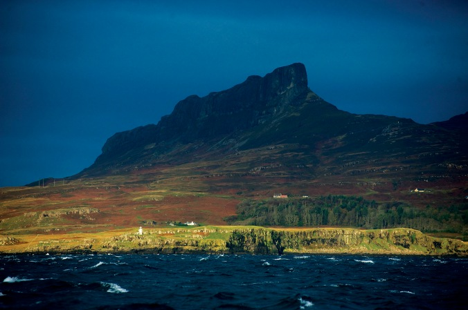 Isle of Eigg, Photo by Jim Richardson