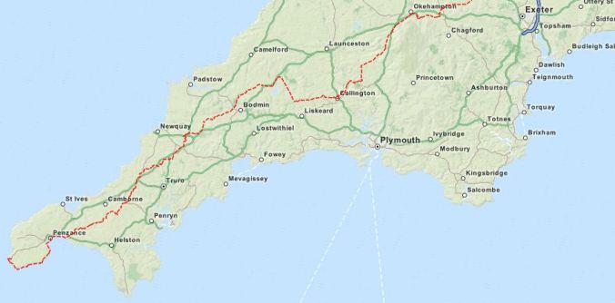 LeJoG Route #1