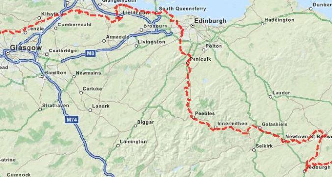 LeJoG Route #5